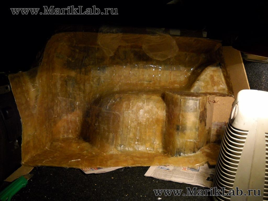 Изготовление корпуса стелс сабвуфера своими руками