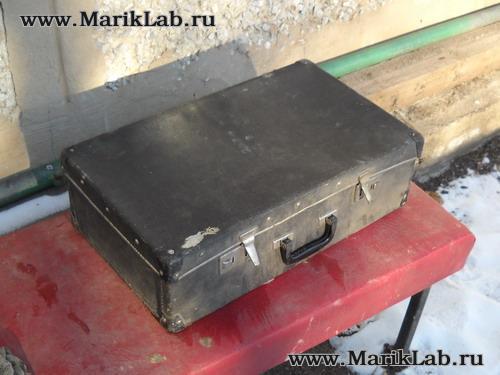 Автомобильный сабвуфер-чемодан своими руками